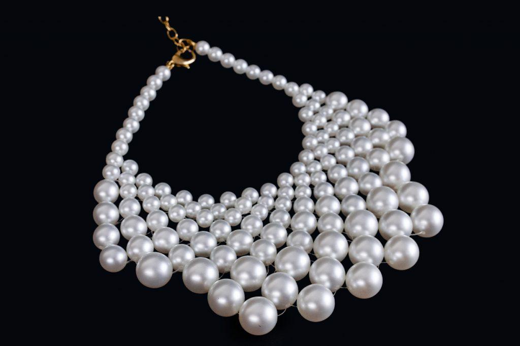 Collana di perle Valter